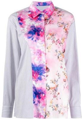 着飾る恋には理由があって予告花柄巣トライブシャツ
