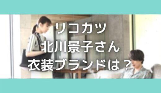 リコカツ衣装9話!北川景子のバッグ・ネックレスブランドはどこの?